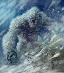 A random image of the Yeti