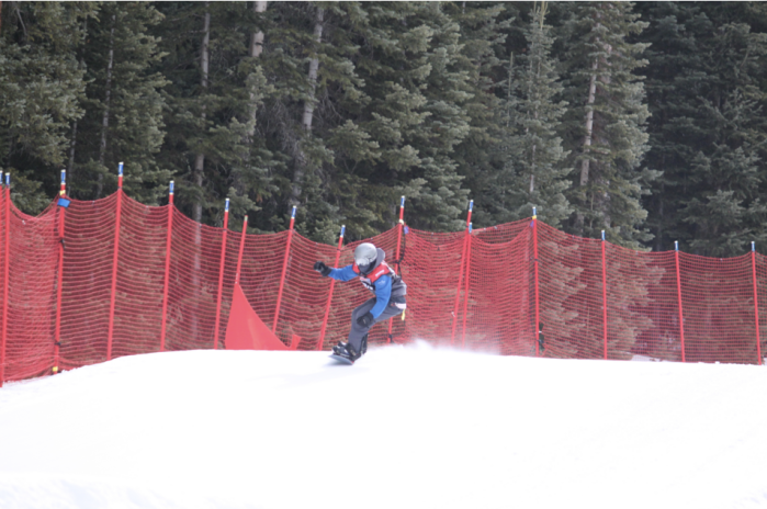 Racing at Crested Butte